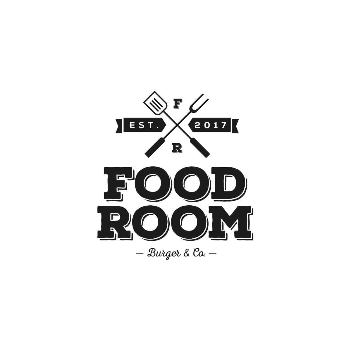 foodroom logowall